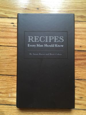 Recipes Every Man Should Know for Sale in Philadelphia, PA
