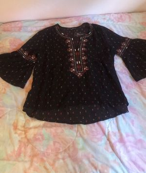 BNWT! Rare Miss Me Embroidered Hippie Blouse Sz. M for Sale in Hyattsville, MD