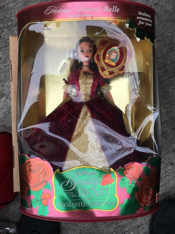 Holiday BARBIE NEW IN BOXES