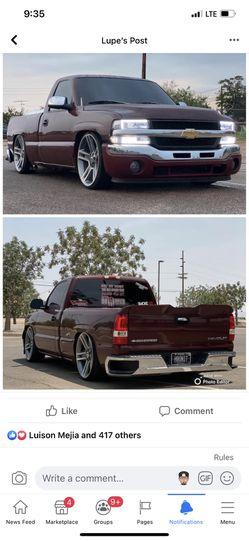 2000 Chevrolet Silverado Thumbnail