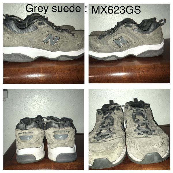 4f072256244 3pr Good used Men s New Balance Shoes Size  10.5 2E Wide for Sale ...