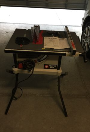 "Porter Cable 10"" Portable Table Saw for Sale in Winter Garden, FL"