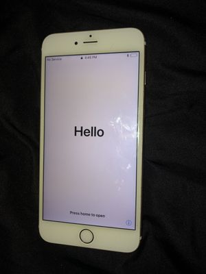 IPhone 6 Plus for sale! for Sale in Severn, MD