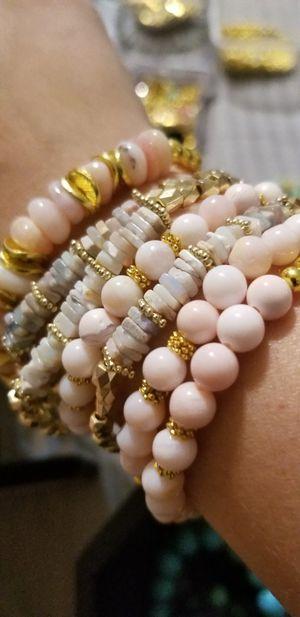 Pink opal bracelet for Sale in Bellevue, TN