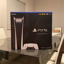 PS5 Digital Edition Thumbnail