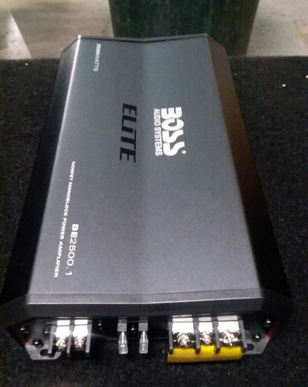 NEW! 2500 Watt class D subwoofer amp for Sale in York, PA - OfferUp