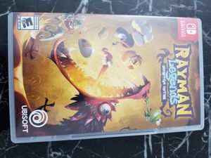 Nintendo switch Rayman Legends for Sale in Chicago, IL
