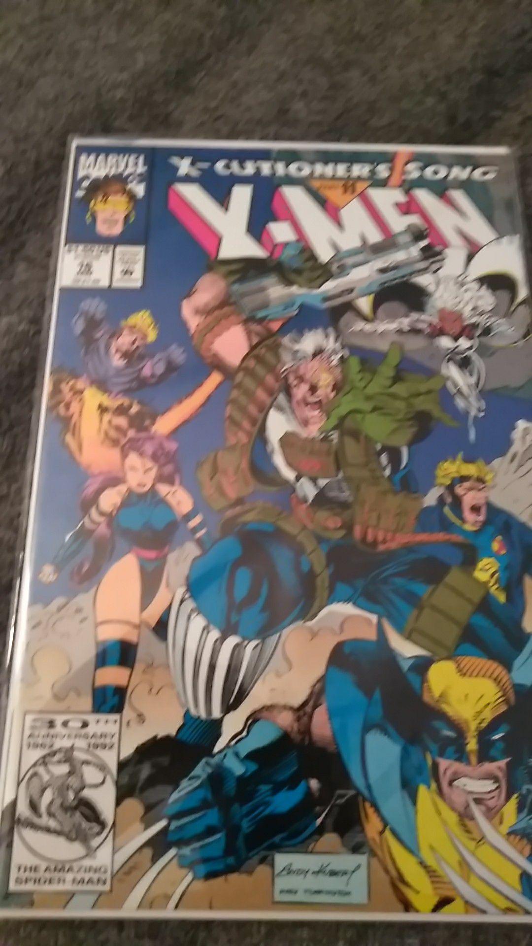 X-MEN #16 Jan 1993
