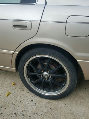 Rims with car for Sale in Sterling, VA