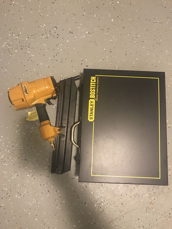 New Stanley Bostitch Frame Nailer by Bosch. (Tools & Machinery) in ...