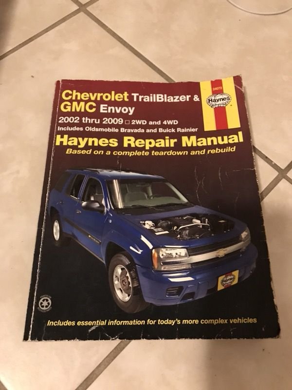 manual gmc envoy 2002 español