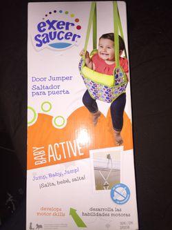 Exer Saucer door jumper for baby Thumbnail