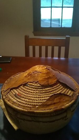 Old American Indian Basket for Sale in Chapel Hill, NC