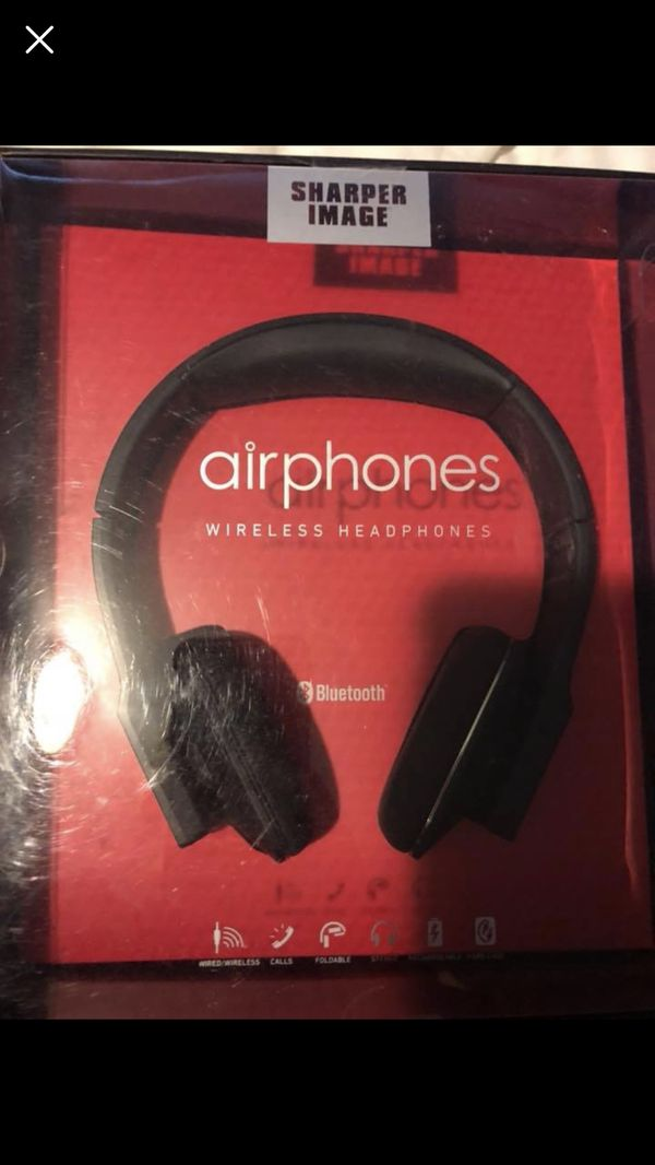 Sharper Image Wireless Headphones For Sale In Ames Ia Offerup
