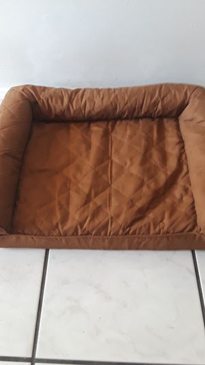 SMALL QUILTED ORTHOPEDIC SOFA PET BRED for Sale in Miami, FL