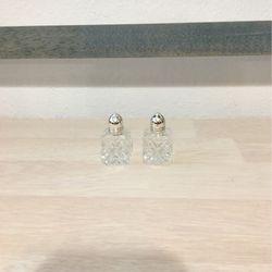 Salt /pepper Crystal Glass Thumbnail