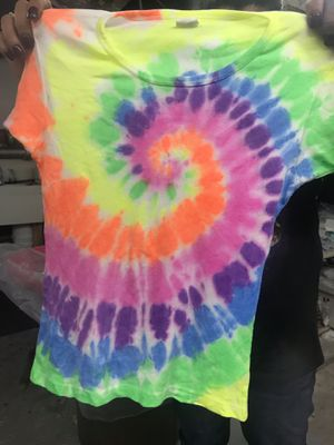 Neon* TyeDye for Sale in Queens, NY