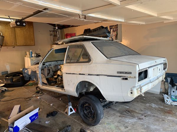 Datsun b310 210 parts, for Sale in Hayward, CA - OfferUp