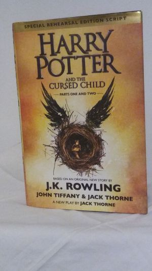 Harry Potter and the Cursed Child Parts One & Two for Sale in Orlando, FL