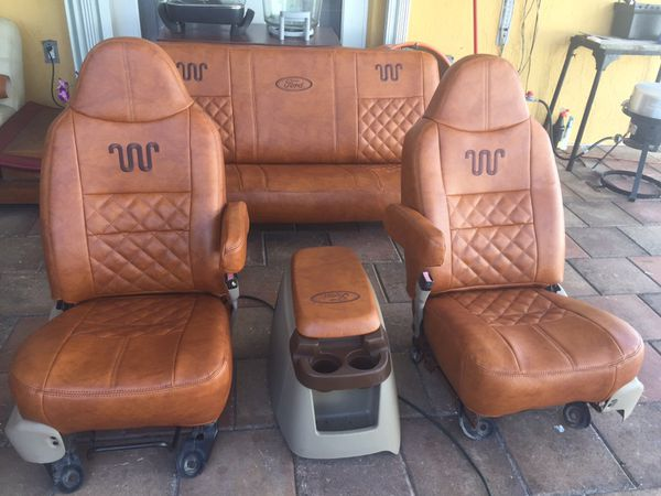 Ford F-250 f350 king ranch seats Asientos for Sale in ...