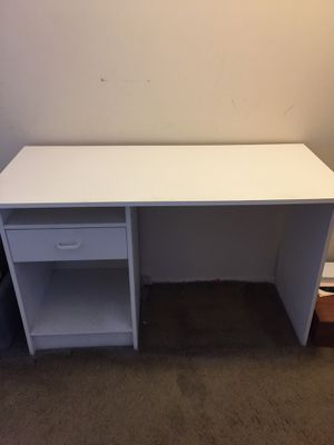 Student desk. No chair. Located in College Park, MD. Off Kenilworth Avenue. for Sale in Silver Spring, MD
