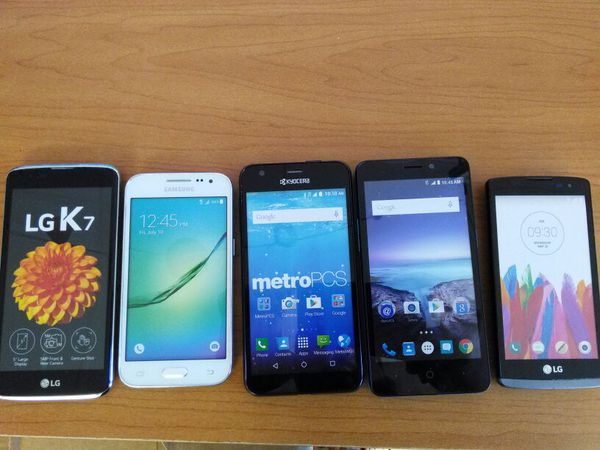 Free Phones @ MetroPCS for Sale in Tarpon Springs, FL - OfferUp