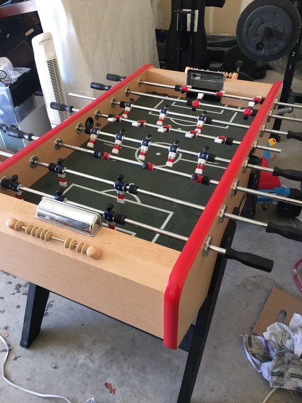 Bonzini Foosball Table For Sale In Pittsburg CA OfferUp - Bonzini foosball table