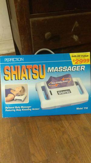 50% off Shiatsu Massager New in the Box for sale  Tulsa, OK