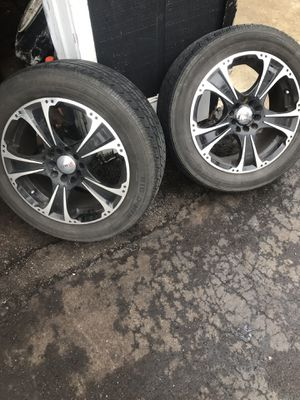 NICE RIMS/Tires for Sale in Collinsville, IL