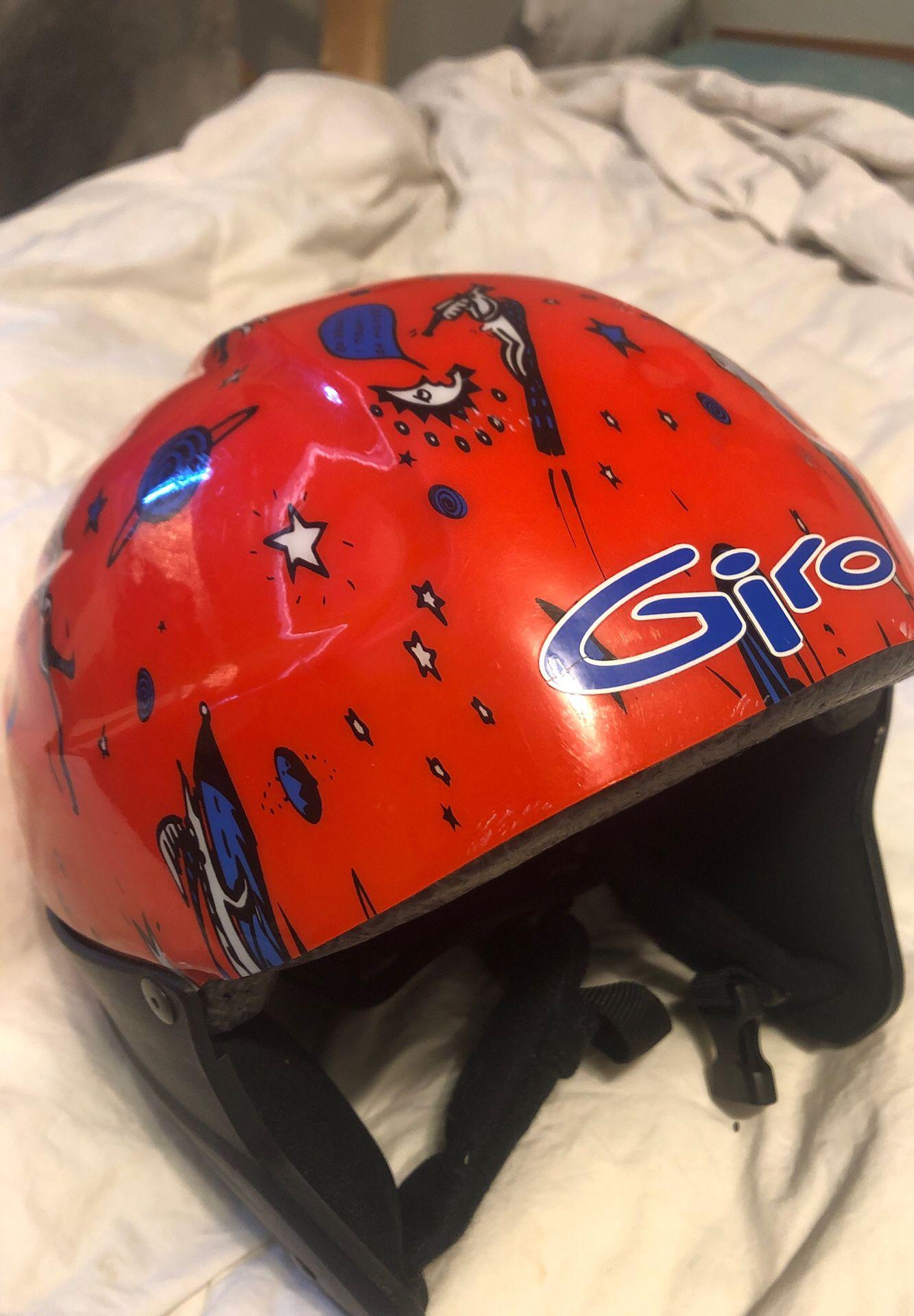 Toddler Giro Helmet