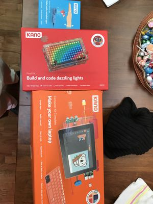 Kano laptop with extra for Sale in SeaTac, WA