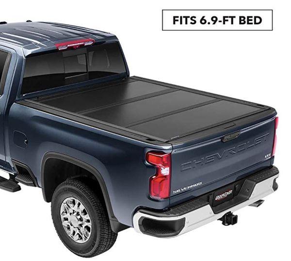 Undercover UltraFlex Hard Folding Truck Bed 2020 Chevy