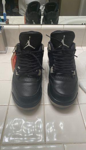 Photo Jordan retro 4's size 8.5