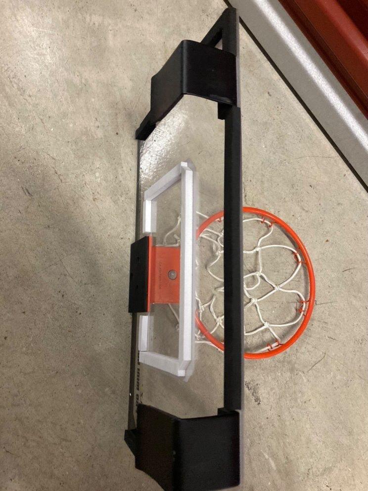 Mini Basketball Hoop Over The Door