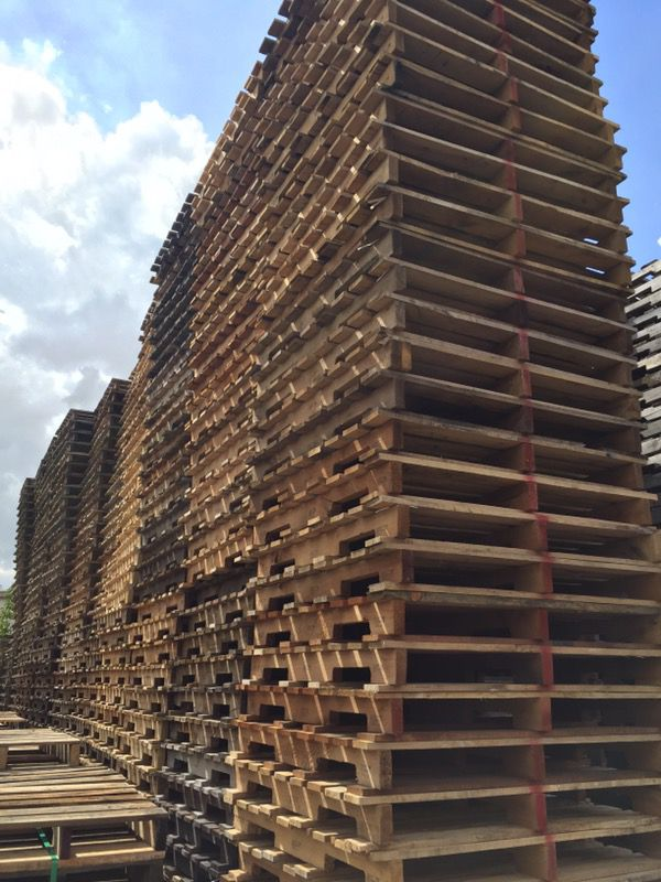 Wood pallets for Sale in Houston, TX - OfferUp