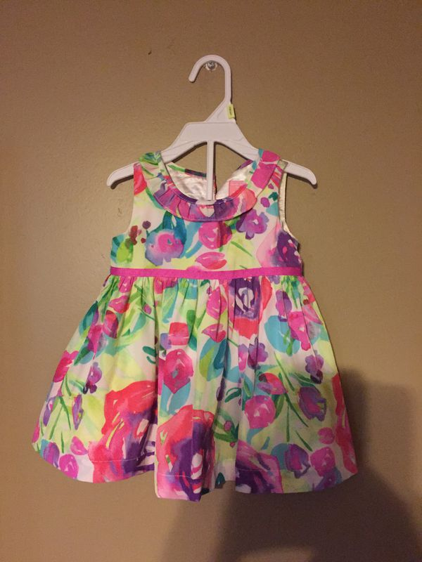 14e768c7bd755 Girls 6 to 9 months Easter dress beautiful new no tags for Sale in New  Brighton, PA - OfferUp