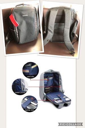 Hanke Travel Backpack, Anti-Theft Business Laptop Backpack Safer Daypack for Sale in FX STATION, VA