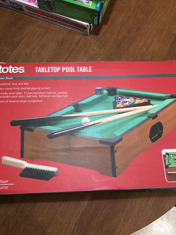 New And Used Pools For Sale In Hagerstown MD OfferUp - Electronic pool table