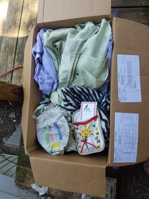 Box full of home items for Sale in Martinsburg, WV