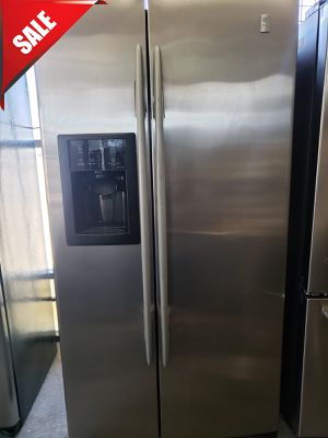 Photo 🌟🌟Free Delivery Refrigerator Fridge GE Profile #819🌟🌟