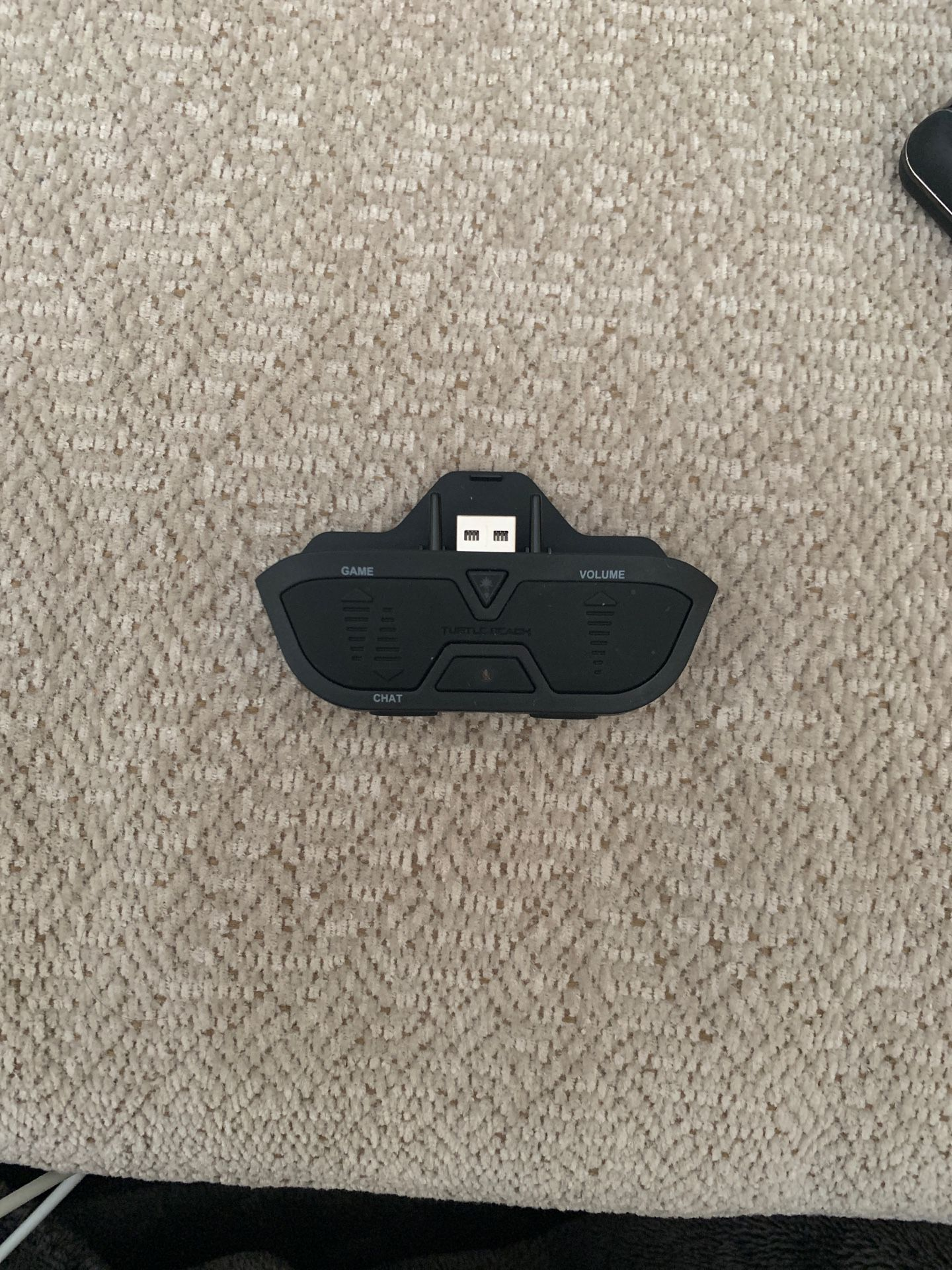Xbox One Turtle Beach headset adapter