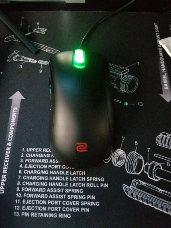 ce50e5a6a5a BenQ Zowie EC2-A Gaming Mouse for Sale in La Puente, CA - OfferUp