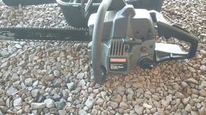 Craftsman chainsaw 18 in for Sale in Manassas, VA