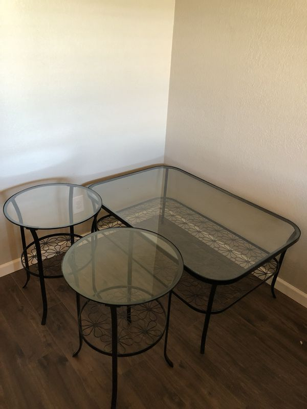 Ikea Klingsbo Coffee Table And End Tables For In