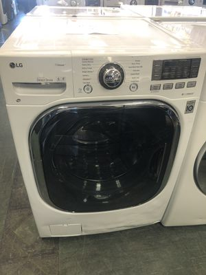 NEW LG WASHER AND DRYER COMBO UNIT ALL IN ONE WITH ONE YEAR WARRANTY for Sale in Woodbridge, VA