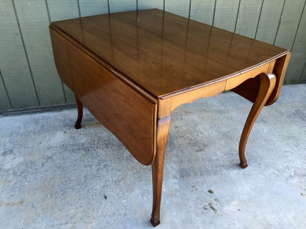 Kindel Furniture Drop Leaf Table Grand Rapids For Sale In Hayward