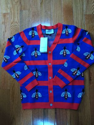 Gucci Bee Heavy Polyester/Wool Sweater size S for Sale in Gaithersburg, MD