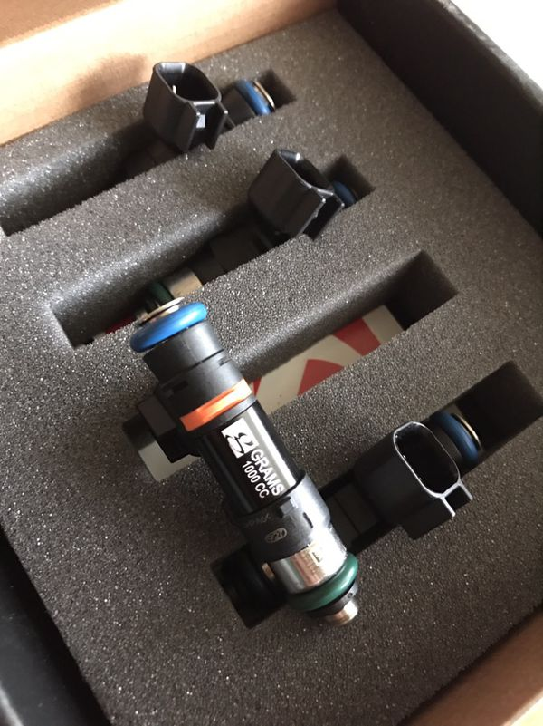 Grams Performance 1000cc Fuel Injectors Honda K-Series for Sale in  Sunnyvale, CA - OfferUp