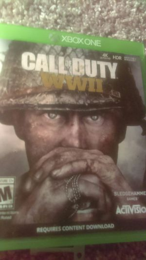 Call of duty ww2 for Sale in Silver Spring, MD