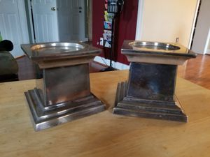 Candle Holders -brass for Sale in Boyds, MD
